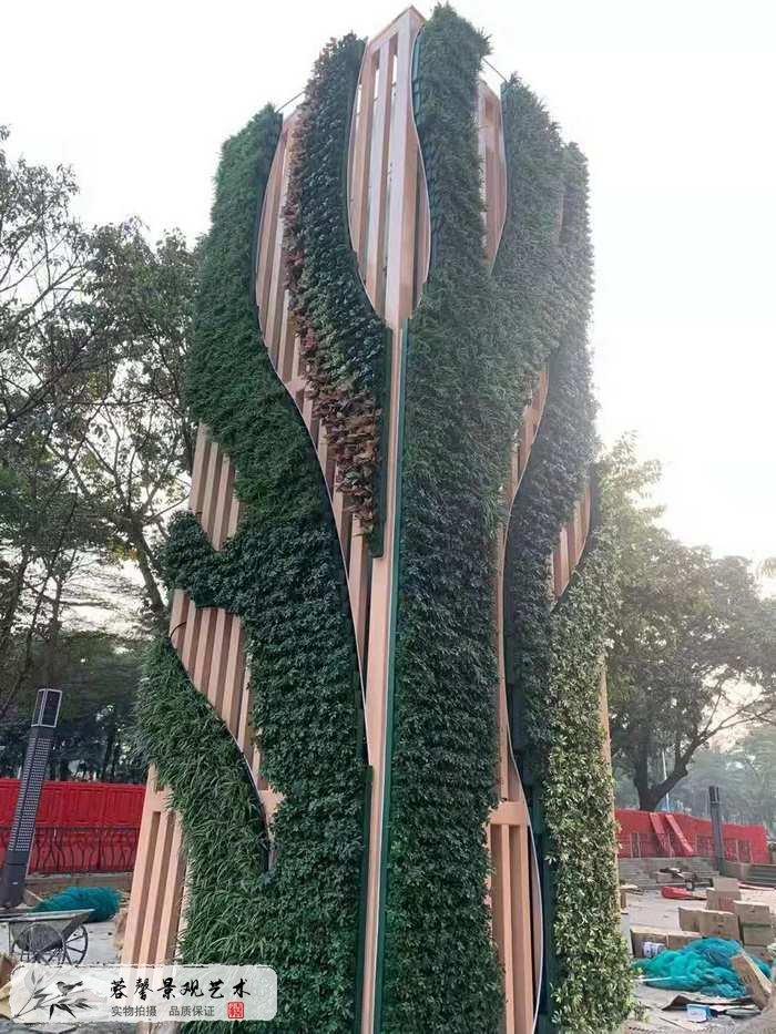 深圳艺术植物墙