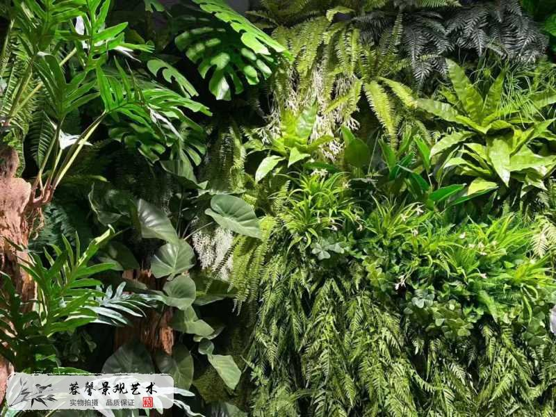 展厅室内仿真绿植